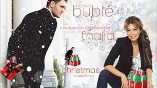 Michael Bublé   Mis Deseos / Feliz Navidad (Duet With Thalia)