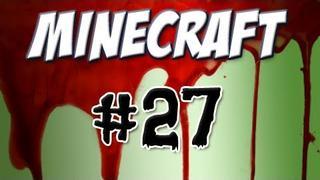 Minecraft - Part 27: The Tunnel Run