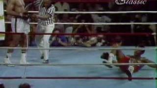 Muhammad Ali vs George Foreman Knockout