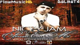 "NICKY JAM, ""PIENSAS EN MI"" PRODUCED BY RADIKAL, DUKATTY MUSIC..NEW 2011 REGGAETON"