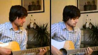 Odi Acoustic - There Is (Box Car Racer Cover)