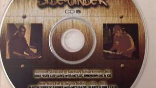 OLDSKOOL SIDEWINDER..DJ MIKE RUFF CUT LLOYD,MC DT,UKNOWN & KIE.