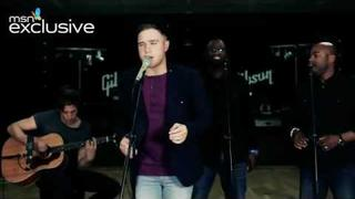 Olly Murs - Heart Skips A Beat (MSN Sessions)