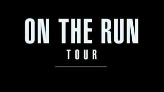 On The Run Tour: Rehearsals