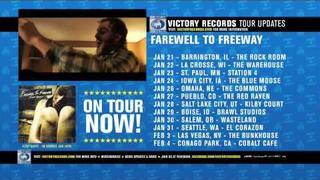 On Tour Now: Farewell To Freeway (Jan/Feb 2011)