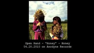 Open Hand - Honey