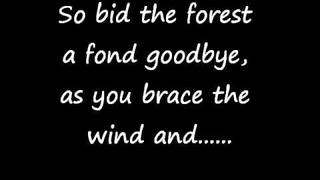 Owl City - Take To The Sky (HQ) Lyrics on screen
