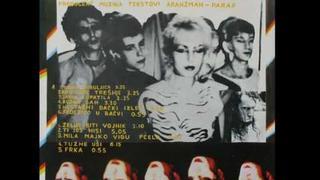 """Paraf - Ružan san (""""Izleti"""" LP) 1981"""