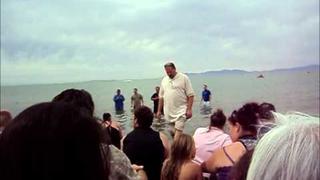 Patti Andrews Baptism Willard Bay Utah 9/5/2011