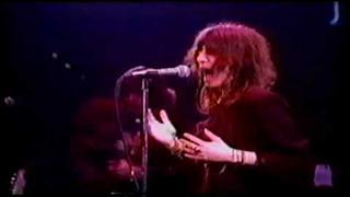 Patti Smith - Dancing Barefoot (1979) Germany