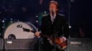 Paul McCartney - Jet (Live in Quebec 2008)
