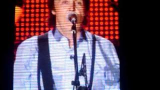 Paul McCartney: Live at Wrigley Field Stadium,Chicago 7/31/2011