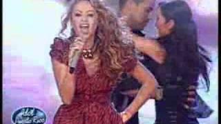 Paulina Rubio @ Idol Puerto Rico