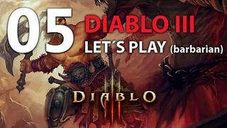 PG | Diablo 3 (Barbarian) A1Q5 - Sword Of The Stranger (CZ/HD)