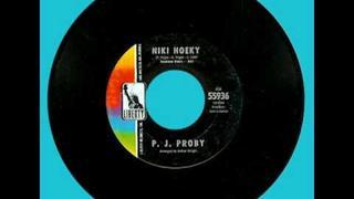 PJ PROBY - Niki Hoeky (1967 Hit)