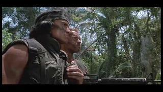 Predator trailer