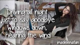 Prince Royce ft. Selena Gomez - Already Missing You (Lyrics)