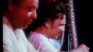 Pt Ravi Shankar at Woodstock