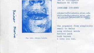 Rainer Maria - I Love You Too (demo)