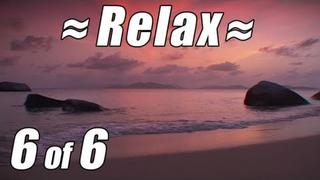 RELAX Best CARIBBEAN BEACH #6 Ocean Waves Relaxing Nature Sounds Relaxation Video spa relax hd music