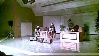 Richard Krajčo - proč zpívám smutné písničky @ VŠE 10.3.2008