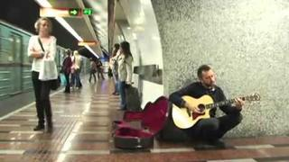 Rise Against - Swing Life Away - Train Station