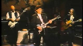 Robbie Robertson Somewhere Down The Crazy River - Saturday Night Live