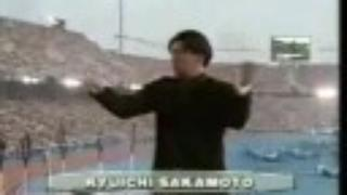 Sakamoto -92'  Opening Ceremony Barcelona 08
