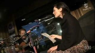 Sarah Blasko - Hey Ya! (OutKast cover) Triple J Like A Version