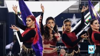 Selena Gomez Half-Time Performance | LIVE 11-28-13