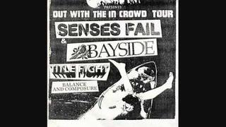 "Senses Fail - Saint Anthony (NEW SONG FROM ""THE FIRE"" w/ lyrics)"