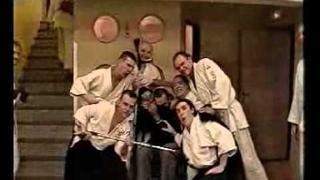 Sestřih k 10.výročí Aikido Karlín - 2.část (střih Šimi)
