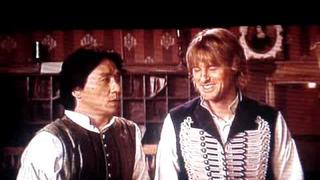 Shanghai Knights- Owen Wilson and Jackie Chan Bloopers