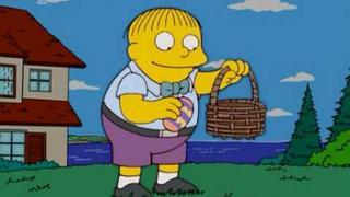 Simpsnovi Ralph a vejce