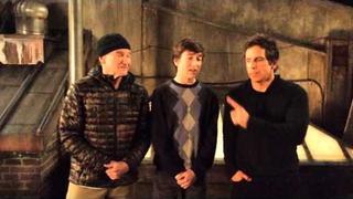 Skyler Gisondo's Prom Proposal (featuring Ben Stiller and Robin Williams)