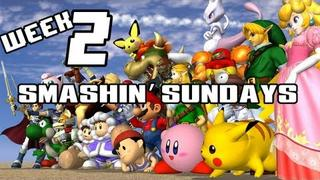 Smashin' Sundays - (Melee) Week 2