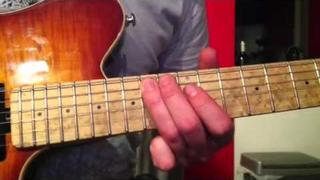 Spin Doctors Two Princes solo lesson