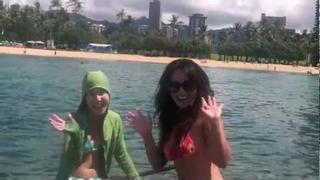 Stand Up Paddle Boarding with Gina Hiraizumi