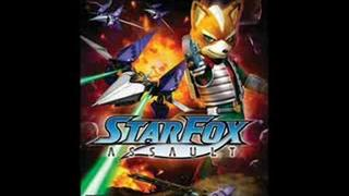 Star Fox Assault: Sauria