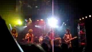 STEEL PANTHER: Justin Hawkins does Bon Jovi