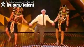 Steven Hall - Britain's Got Talent (Danielle Peazer Dancing)