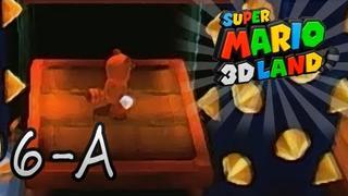 Super Mario 3D Land 100% - World 6-A