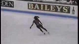 Surya Bonaly 1994 Worlds