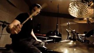 SYBREED - God Is An Automaton (Studio Report 2012 part.1 Drums)