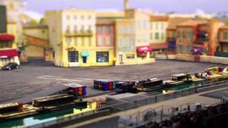 Take a Tilt-Shift Trip to Disneyland Paris