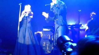 Tarja Turunen with Jeronimas Milius - The Phantom Of The Opera (Lithuania, Vilnius).avi