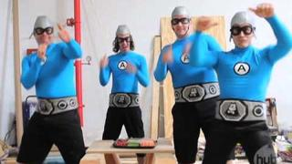 The Aquabats - Comic-Con 2011