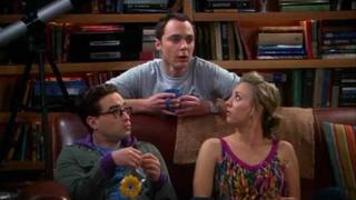 """The Big Bang Theory"" Sheldon High on Coffee (HD)"