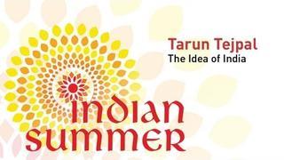 The Idea of India: Media, Culture Politics with Tarun Tejpal