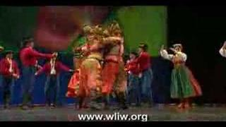 The Music & Dance of Poland: Mazowsze